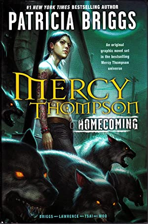 Mercy Thompson: Homecoming (Hardback graphic novel)