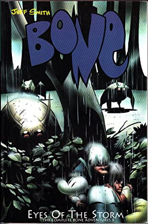 BONE: EYES OF THE STORM (The Complete Bone Adventures Vol 3) tpb