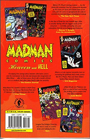MADMEN COMICS: HEAVEN AND HELL (VOL 4) TPB: Allred, Mike