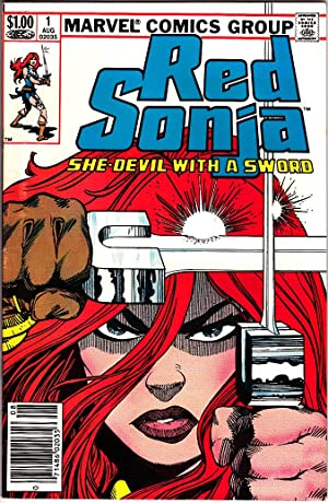 RED SONJA: Volume 3 Number 1. August: Writer: Tom DeFalco.
