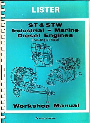 Lister-petter hawkpower diesel generator sets.