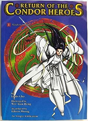 Return of the Condor Heroes:#1 Maiden in White