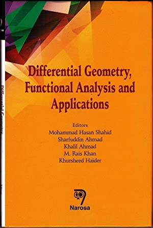 Differential Geometry, Functional Analysis and Applications: Shahid, Mohammad Hasan