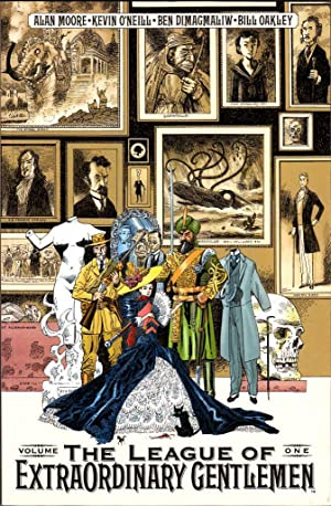The League of Extraordinary Gentlemen (Vol 1 Trade Paperback)