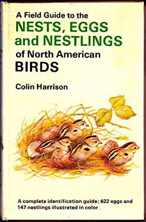 A field guide to the nests, eggs: Colin Harrison