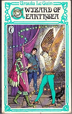 A Wizard of Earthsea (Puffin Books): Ursula Le Guin