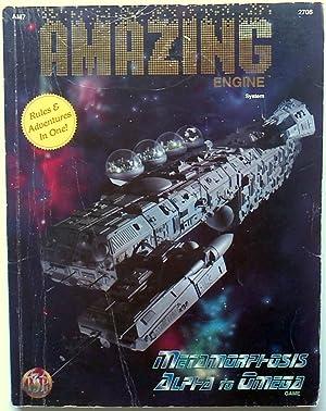 Metamorphosis Alpha to Omega (Amazing Engine System): Henson, Dale S.