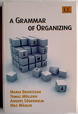 A Grammar of Organizing (Paperback)