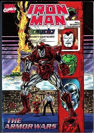 Iron Man, the Armor Wars (TPB): Michelinie, David