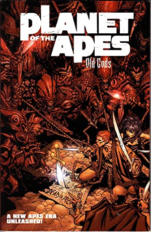PLANET OF THE APES: OLD GODS (THE ONGOING SAGA VOLUME 1) TPB