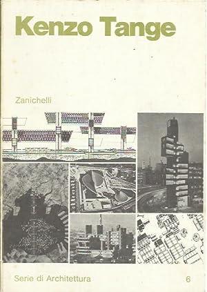 LIBRO ARCHITETTURA KENZO Tange 1983