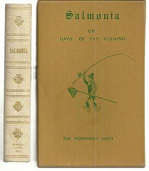 Salmonia: Or Days of Fly Fishing. In: Davy, Sir Humphrey
