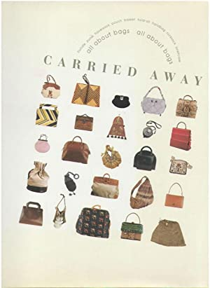 Carried Away: All About Bags: Chenoune, Farid