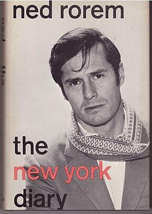 The New York Diary of Ned Rorem: Rorem, Ned