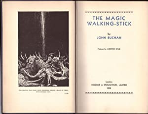 The Magic Walking-Stick; Sale, Morton [illus.]
