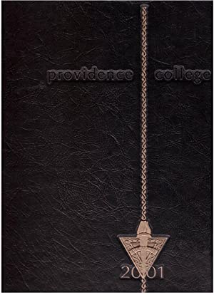 2001 Veritas Providence [RI] College Yearbook Annual Vol 67: Yearbook Staff