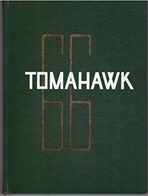 1966 Ponaganset High School Tomahawk Yearbook Foster-Glocester Rhode Island RI: Yearbook Staff