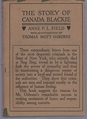 The story of Canada Blackie,: Field, Anne P. L.
