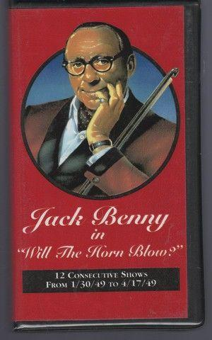 Jack Benny in Will the Horn Blow?