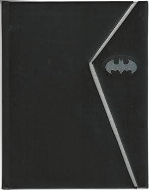The Batman Files: Manning, Matthew