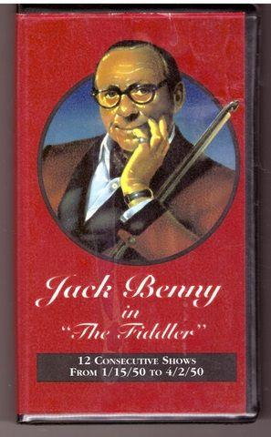 """Jack Benny in """"The Fiddler"""" 12 Consecutive"""