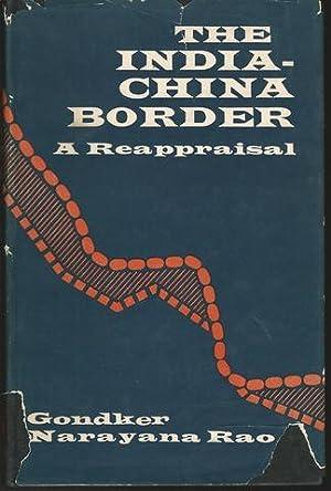 India-China Border: Rao, Gondker Narayan