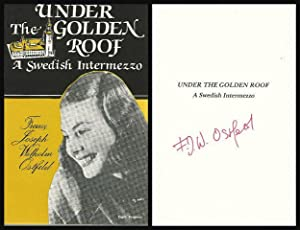 Under the Golden Roof: A Swedish Intermezzo: Ostfeld, Franz Joseph Wilhelm