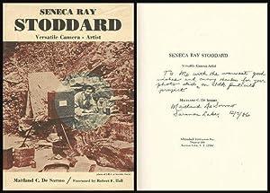 Seneca Ray Stoddard, Versatile Camera-Artist: Sormo, Maitland C. De