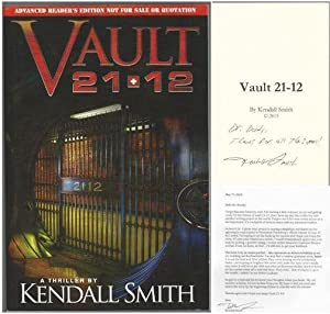 Vault 21-12: Smith, Kendall