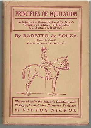 Advanced Equitation: Baretto De Souza, Joseph Michael Thomas, Count