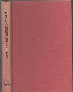 Modern Psychological Novel: Edel, Leon