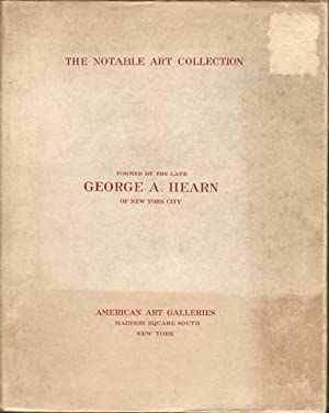 NOTABLE ART COLLECTION FORMED BY THE LATE GEORGE A HEARN volume 2 objects of art
