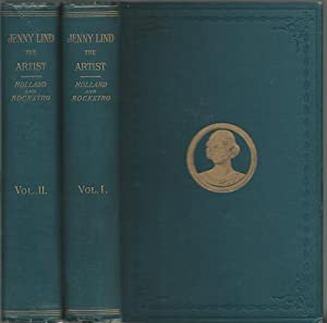 Memoir of madame Jenny Lind-Goldschmidt: her early: HOLLAND, Henry Scott;