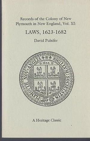 Records of the Colony of Ne Plymouth: Pulsifer, David