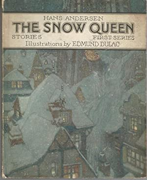 The Snow Queen Illustrations by Edmund Dulac