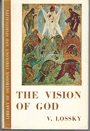 The Vision of God (Library of Orthodox Theology and Spirituality)