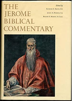The Jerome Biblical Commentary [Volume I & II]