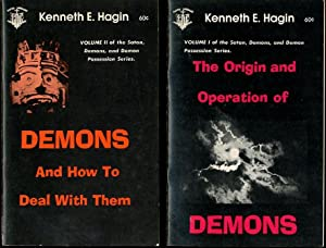 The Satan, Demons, and Demon Possession Series 2 Volume Set