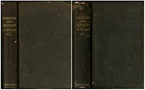 George Washington And His Generals in two volumes