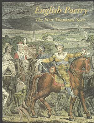 English poetry 850-1850: The first thousand years : with some romantic perspectives: Woof, Robert
