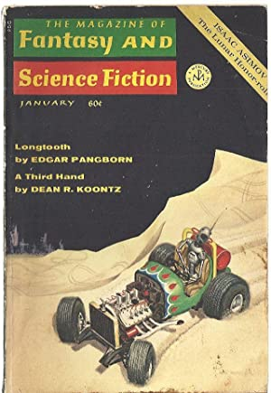 A Third Hand [in] The Magazine of Fantasy and Science Fiction, January 1970