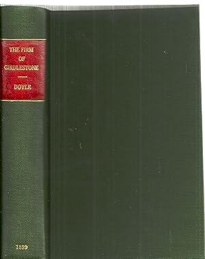 The Firm Of Girdlestone: DOYLE, A. CONAN