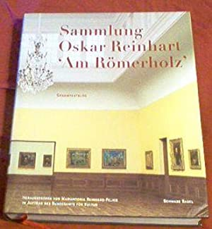Sammlung Oskar Reinhart 'Am Römerholz' Winterthur: Reinhard-Felice, Mariantonia