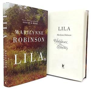 Lila (Signed Edition): Robinson, Marilynne