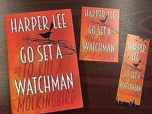 Go Set A Watchman (Rare - Misprint: Lee, Harper