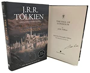 The Fall of Gondolin (Signed First Edition): J. R. R.