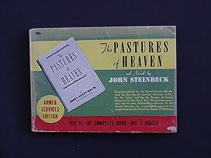 Pastures Of Heaven A Novel: Steinbeck, John