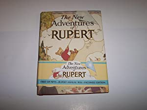 The New Adventures Of Rupert [Rupert Annual: Alfred Bestall]:
