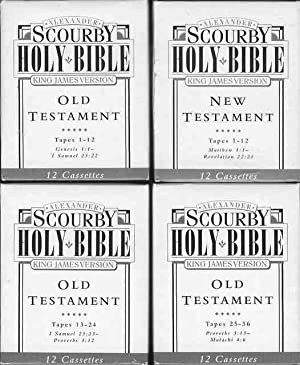 Alexander Scourby Holy Bible (King James Version)
