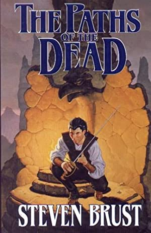 The Paths of the Dead (Book One of The Viscount of Adrilankha)